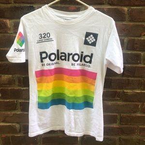 PacSun Polaroid tshirt